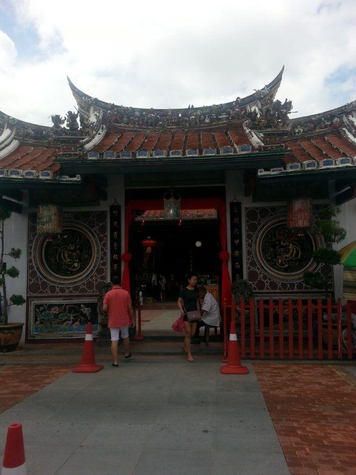 The Chan Hoon Teng Temple
